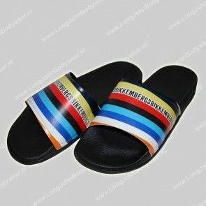 Bikkembergs Nederland Swim Slide-Slippers