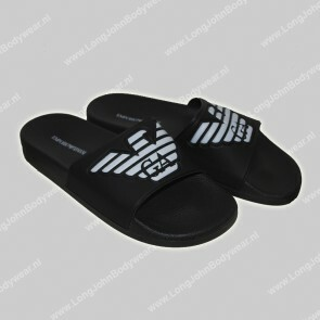 Armani Nederland Slide Slippers Eagle