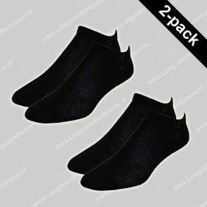 Calvin Klein Nederland Short-Socks 2-Pack Casual Liner