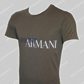 Emporio Armani Nederland T-Shirt MegaLogo