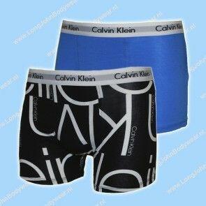Calvin Klein Nederland Kids Short 2-Pack