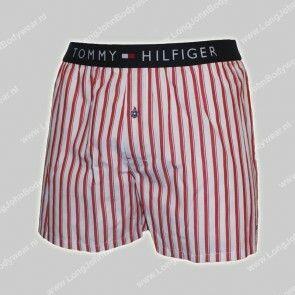 Tommy Hilfiger Nederland Woven Boxer Stripe