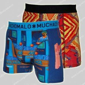 MuchachoMalo Nederland 2-Pack Short High Score