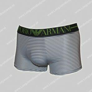 Emporio Armani Nederland Microfiber Trunk Stripe