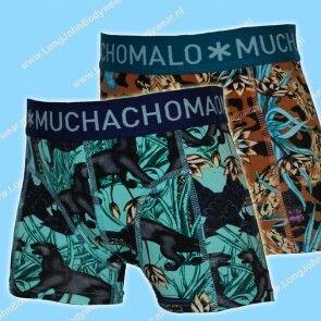 MuchachoMalo Kids Nederland Short 2-Pack Para