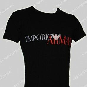 Emporio Armani Nederland T-Shirt MegaLogo 8A516