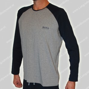 Hugo Boss  Nederland Long-Sleeve Lounge Balance