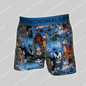 MuchachoMalo Nederland Single-Pack Short MUCHAX02