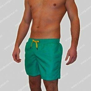 Bjorn Borg Nederland Zwem Mid-Shorts Palms