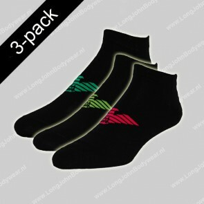 Armani Nederland In-Shoe Socks 3-pack