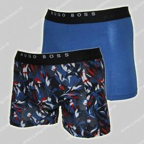 Hugo Boss Nederland Boxer Brief 2-pack