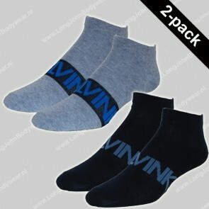 Calvin Klein Nederland Short-Socks 2-Pack Intense Power