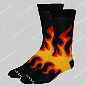 Diesel Nederland Socks Ray Flame
