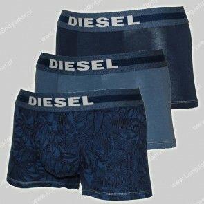 Diesel Nederland UnderDenim 3-Pack Damien Boxer