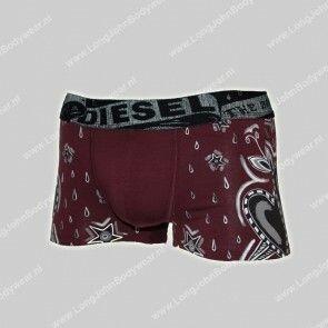 Diesel Nederland Damien Boxer Tattoo