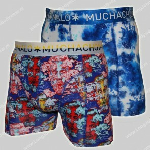 MuchachoMalo Nederland 2-Pack Short Head in the Clouds