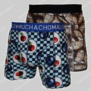 MuchachoMalo Nederland 2-Pack Short Forbidden Fruit
