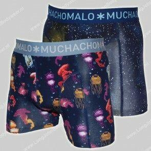 MuchachoMalo Nederland 2-Pack Short Explore