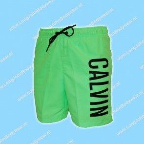 Calvin Klein Nederland Kids Swim Medium-Short Drawstring