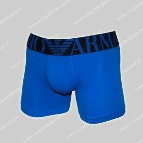 Emporio Armani Nederland Boxer Stretch-Cotton Megalogo 8p516