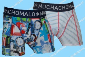 MuchachoMalo Kids Letter Art 2-Pack