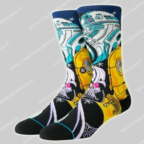Stance Nederland Socks Star Wars Warped R2D2