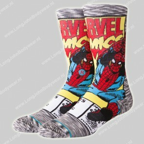 Stance Nederland Socks DTC Styles Spiderman Comic Marvel