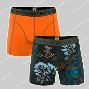 MuchachoMalo Nederland 2-Pack Short Back to Basic