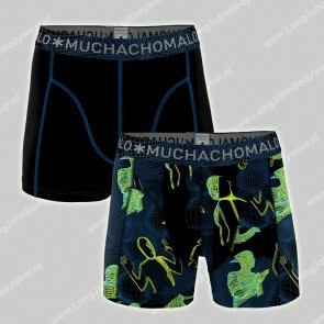 MuchachoMalo Nederland 2-Pack Short Off the Grid