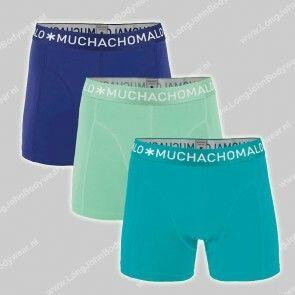 MuchachoMalo Nederland 3-Pack Short Solid 282