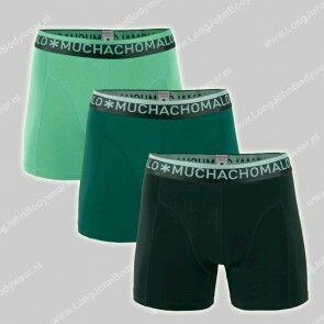 MuchachoMalo Nederland 3-Pack Short Solid 289