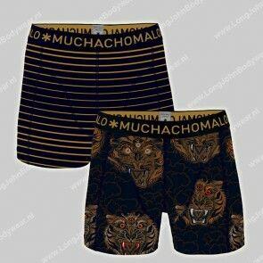 MuchachoMalo Nederland 2-Pack Short Third Eye