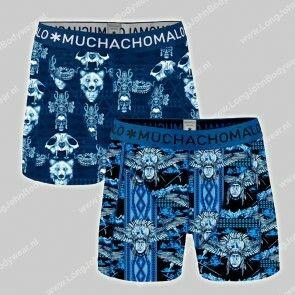 MuchachoMalo Nederland 2-Pack Short Trance