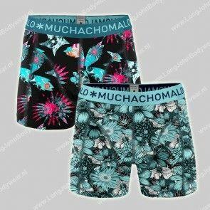 MuchachoMalo Nederland 2-Pack Short Extinct Plants