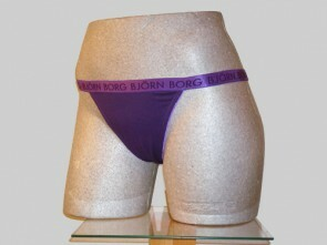 Bjorn Borg Dames Clear String