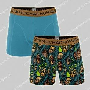 MuchachoMalo Nederland 2-Pack Short Body Roots