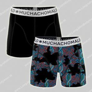 MuchachoMalo Nederland 2-Pack Short DNA