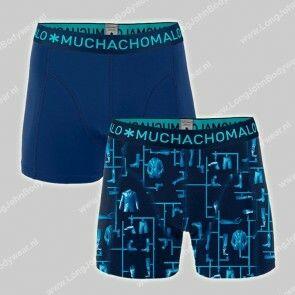 MuchachoMalo Nederland 2-Pack Short Body Kitt