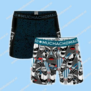 MuchachoMalo Kids Nederland Short 2-Pack Prosthetics