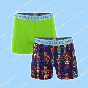 MuchachoMalo Kids Nederland Short 2-Pack Clones