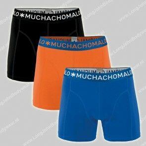 MuchachoMalo Nederland 3-Pack Short Solid 277