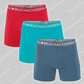 MuchachoMalo Nederland 3-Pack Short Solid 279