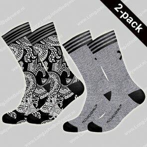 MuchaMalo Nederland 2-pack Socks Spirit