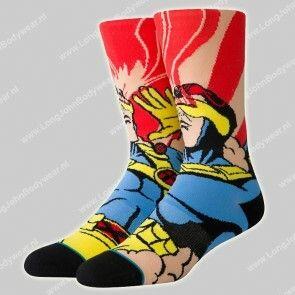 Stance Nederland XMEN Cyclops Socks