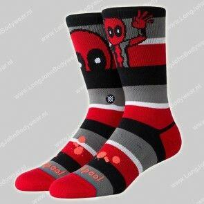 Stance Nederland DeadPool Stripe Socks