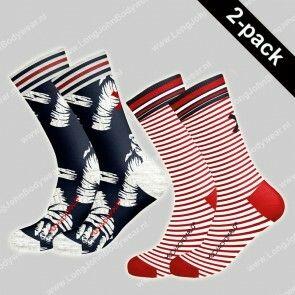 MuchaMalo Nederland 2-pack Socks Ali