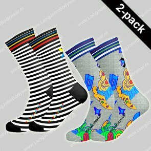 MuchaMalo Nederland 2-pack Socks Abbey X