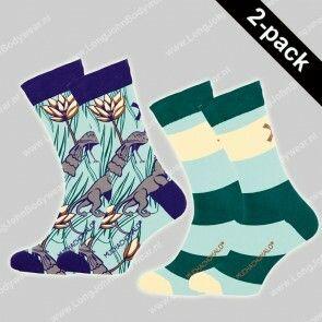 MuchaMalo Nederland 2-pack Socks Para X
