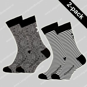 MuchaMalo Nederland 2-pack Socks Opart X