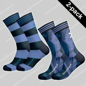 MuchaMalo Nederland 2-pack Socks Hustler